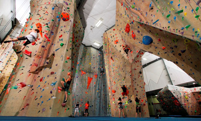 Rock Climbing Get Together December 6th at 3pm