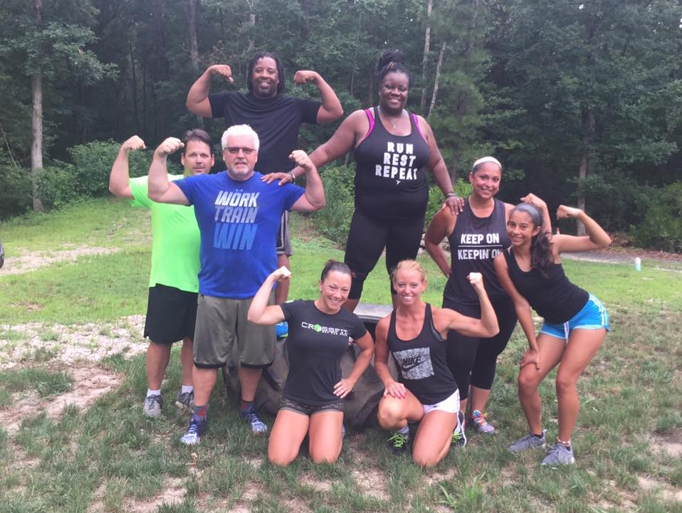 Foundations Boot Camp at CrossFit Off the Grid starts January 23rd!