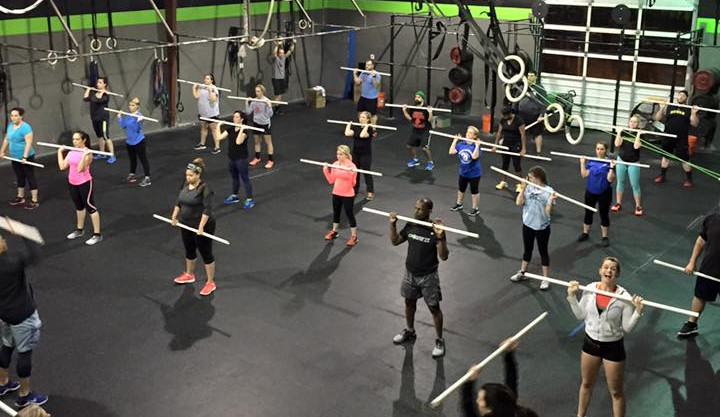 Getting Ready for the 2017 CrossFit Open: New Training Block Begins Nov. 14th!