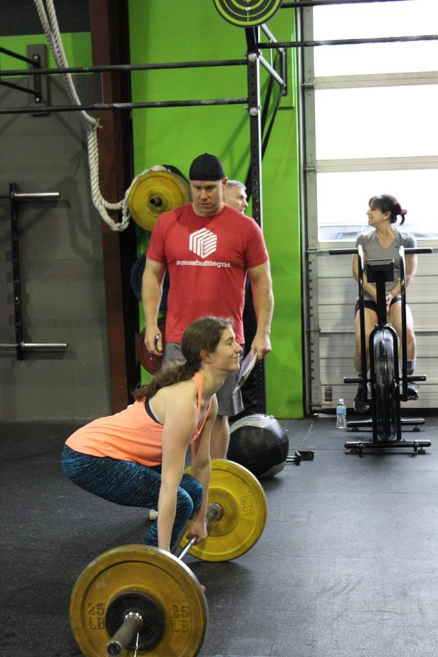 Getting Back to CrossFit & What's Next @ CrossFit Off the Grid