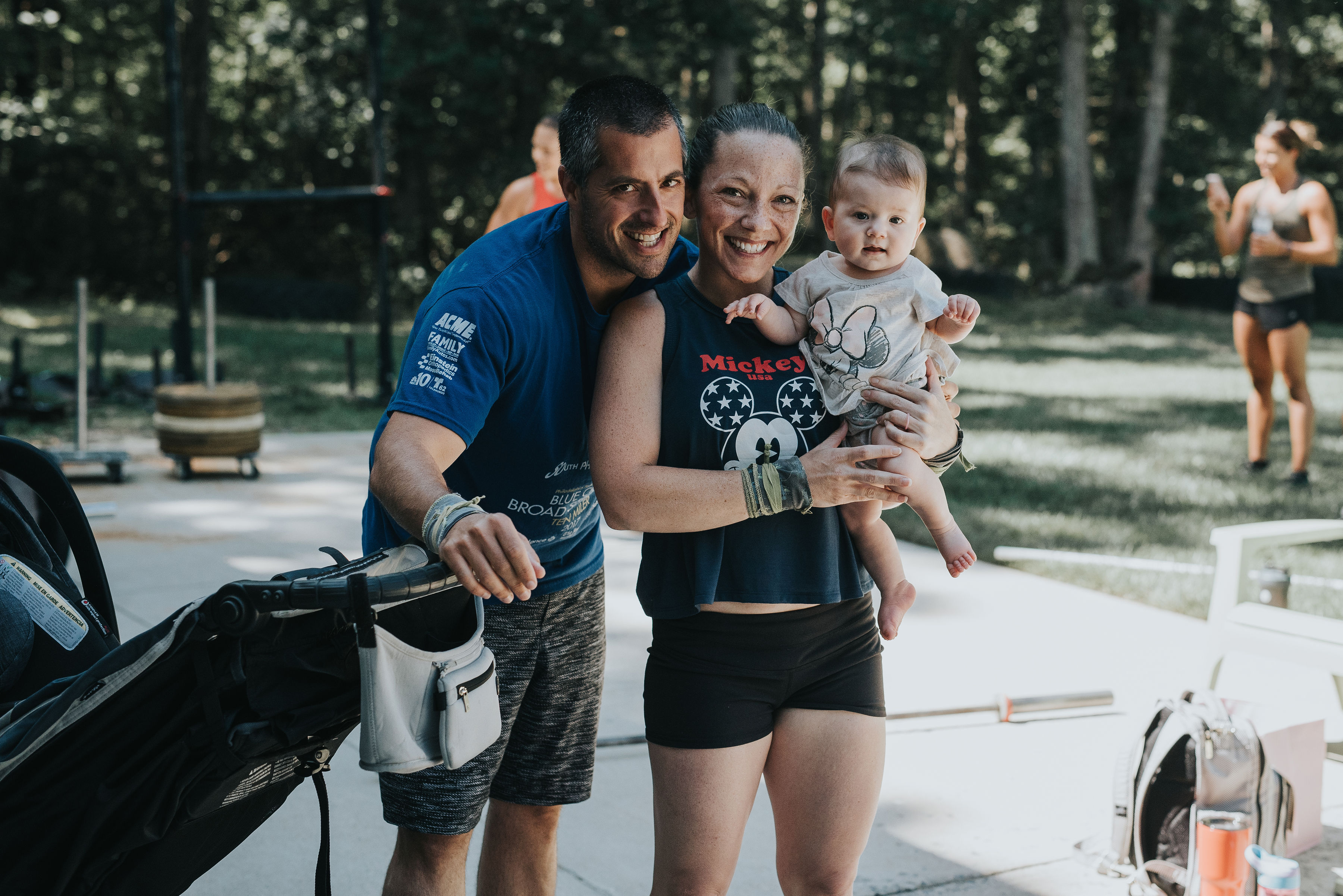 Childcare Services at CrossFit Off the Grid!