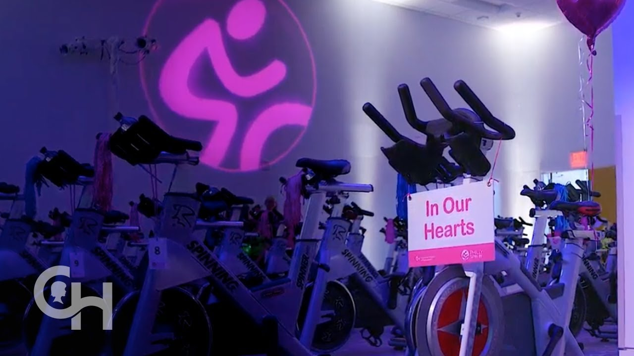CHOP Spin-in Charity Workout