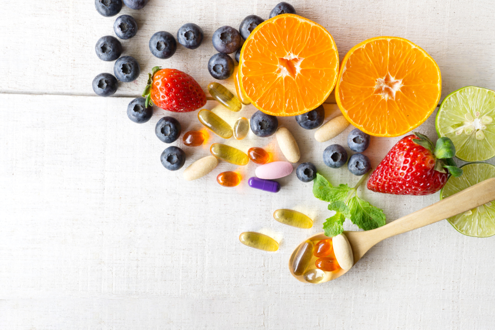 Nutritional Hierarchy: Supplements